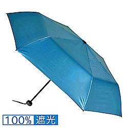 2mm 第二代 100%遮光降溫 超輕量折傘 (寶藍)