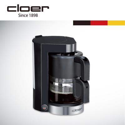 Cloer-德國百年工藝品牌歐陸經典咖啡機-時尚黑