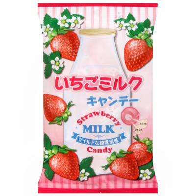 (活動)大阪屋 草莓牛奶糖(85g)