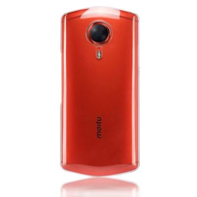 水漾 Mertu美圖 T8 100%透明PC手機殼