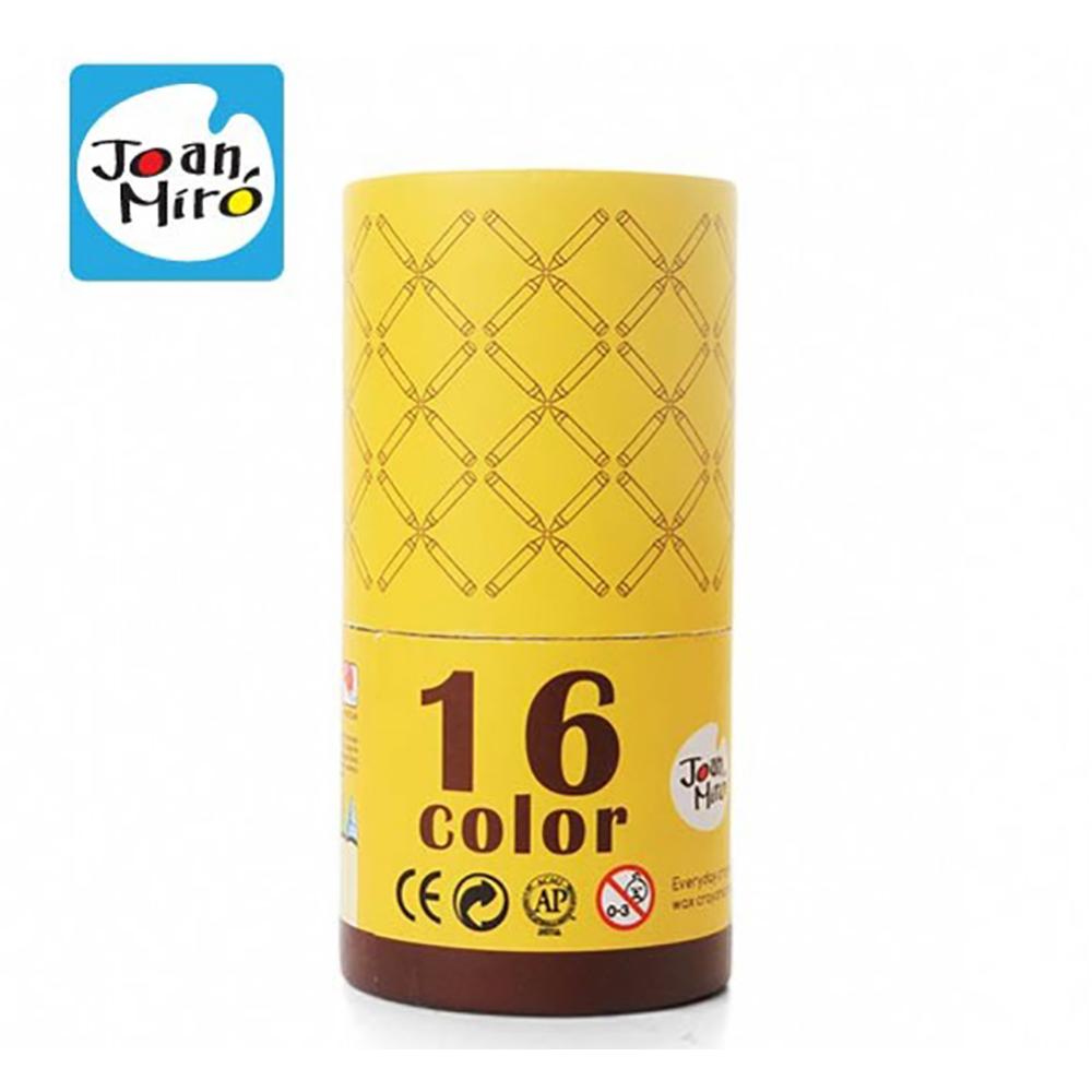 西班牙 JOANMIRO 可水洗蠟筆(16色)