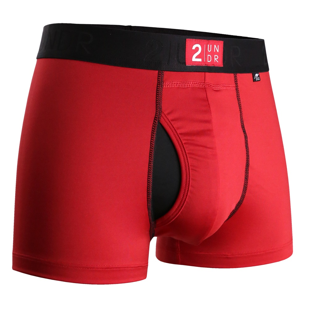 2UNDR Power Shift 2.0 活力機能內褲(3吋)-紅