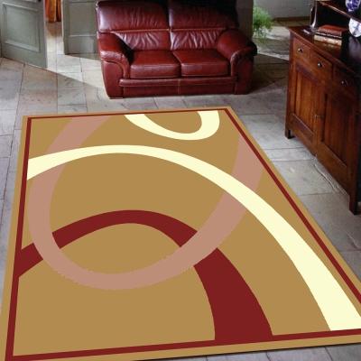 范登伯格 - 博斯 進口地毯 - 軌道 (大款 - 170x230cm)