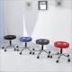 BuyJM 厚8公分成型泡棉鐵腳旋轉椅/電腦椅(寬45x高48~60CM) product thumbnail 1