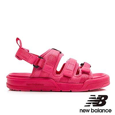 New Balance 涼拖鞋 SD3205HHB-D 中性 桃紅