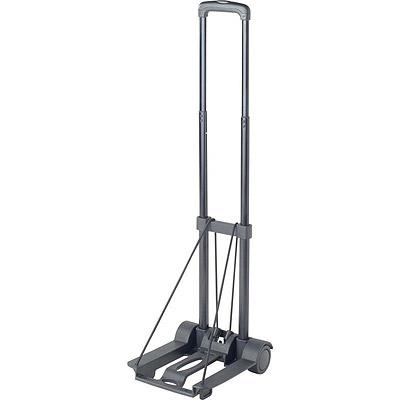 GO TRAVEL Kart摺疊行李拖車(黑35kg)