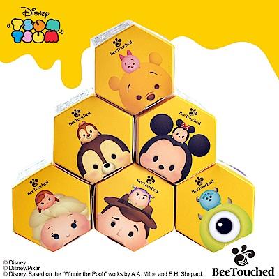 蜜蜂工坊 迪士尼tsum tsum系列手作蜂蜜完整收藏組(50gX6入)