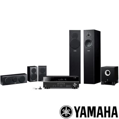 Yamaha超值劇院組(RX-V381+NS-F140+NS-P150+SW011)