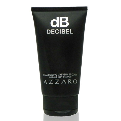 Azzaro Decibel Hair & Body Shampoo 分貝沐浴精150ml
