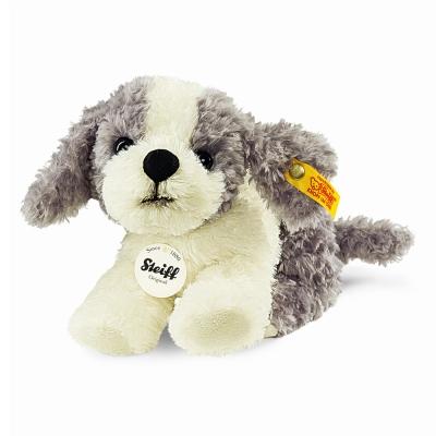 STEIFF德國金耳釦泰迪熊 - Little Tommy Puppy (寵物樂園)