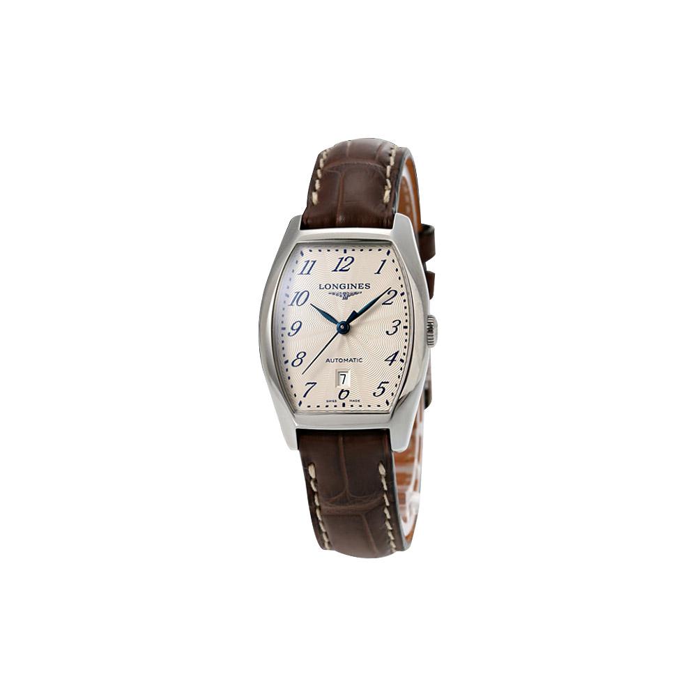 LONGINES Evidenza 典藏機械腕錶 (女用)