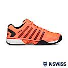 K-Swiss Hypercout Express輕量網球鞋-男-橘/黑