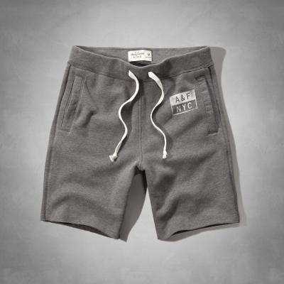 AF a&f Abercrombie & Fitch 短褲 灰色 198