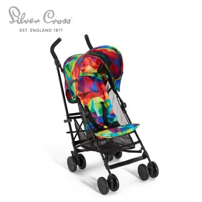 奇哥 SilverCorss Fizz 超輕量嬰兒推車-光譜