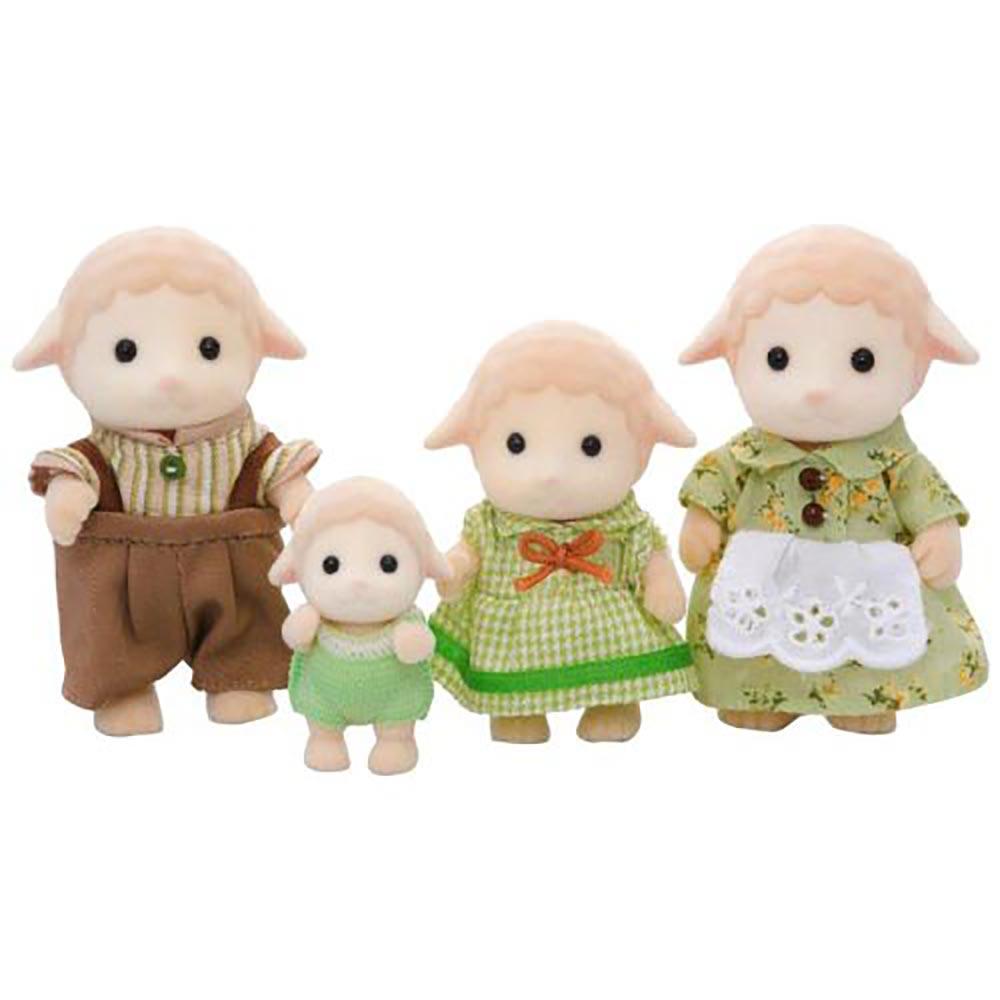 EPOCH 森林家族-羊家庭組