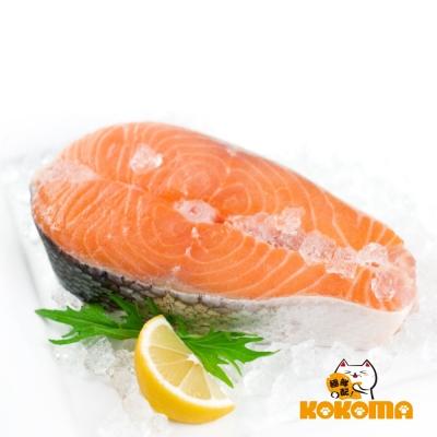 極鮮配 智利鮭魚厚切 (310g/片)-10包入