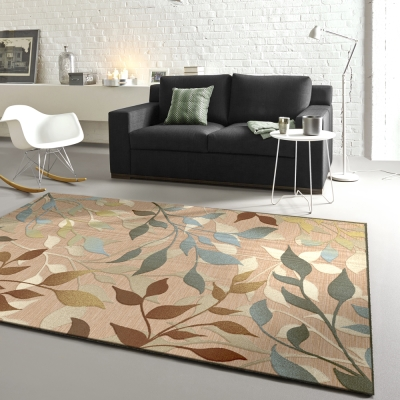 范登伯格 - 維拉 現代絲質地毯 - 郁葉 (160 x 230cm)