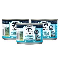 ZiwiPeak巔峰 93%鮮肉無穀貓主食罐185g12件