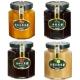 自然農法栽種之手工果醬150mlx5瓶-可任選口味