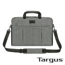 Targus CitySmart II 15.6 吋隨行電腦側背包 (灰色)