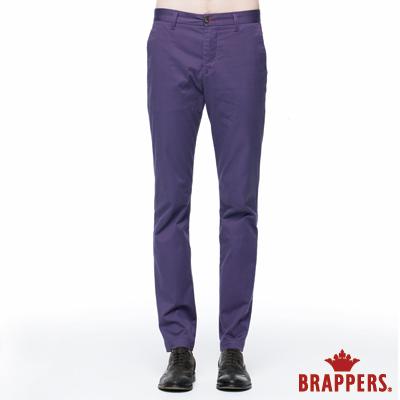 BRAPPERS 男款 HC Cargo系列-彈性直筒褲-紫