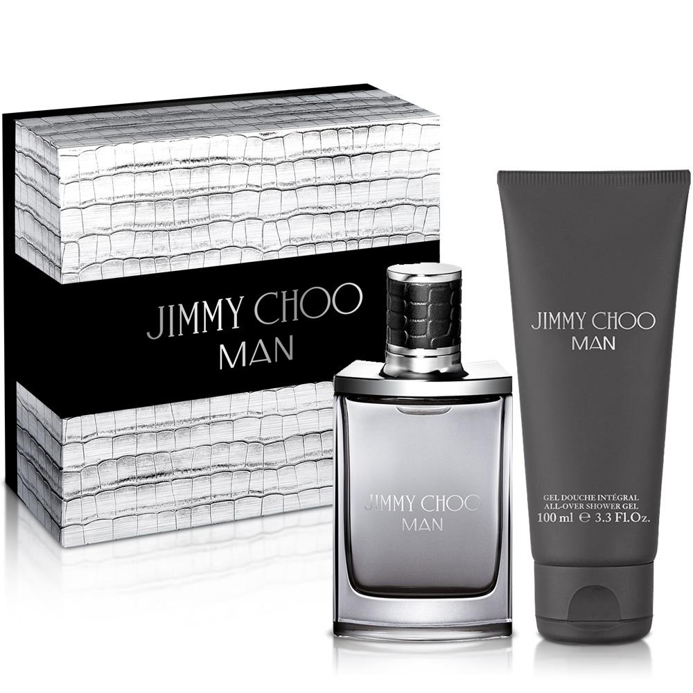JIMMY CHOO同名男性淡香水禮盒
