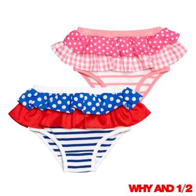 WHY AND 1/2 mini荷葉小褲褲6M~3Y多色可選