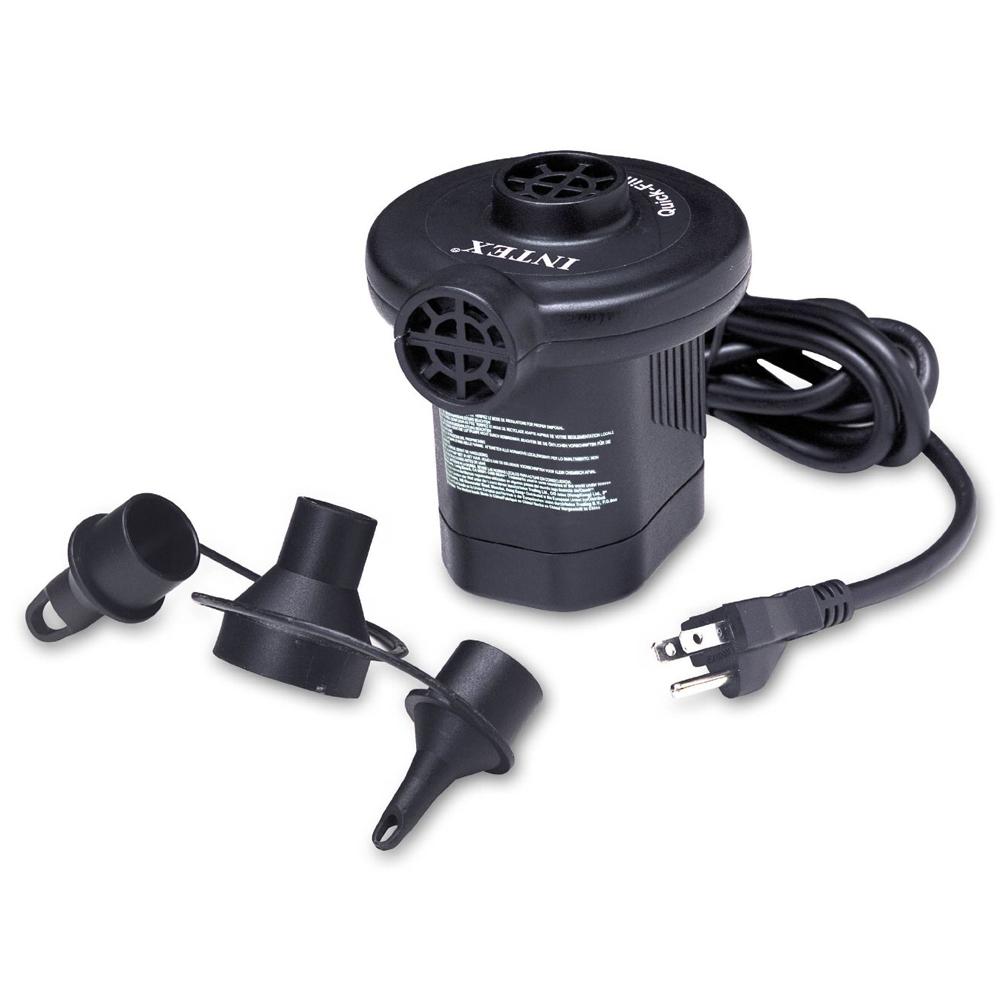 INTEX 110V~120V AC 電動打氣筒