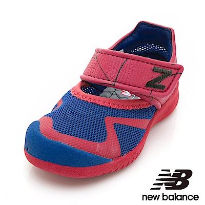 NEW BALANCE 運動童涼鞋KA208SMI紅色