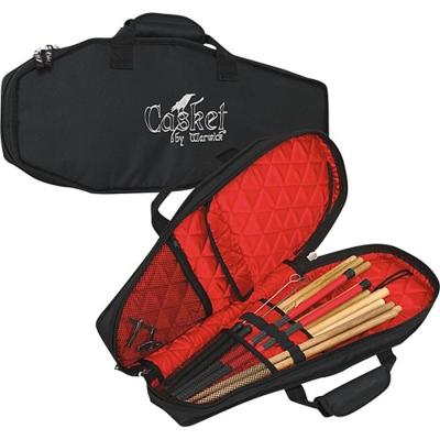CASKET WCK22695 棺材造型鼓棒袋