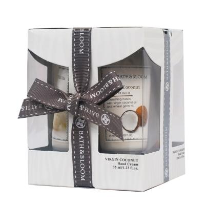 (5月任選) Bath & Bloom經典手霜禮盒-原價699