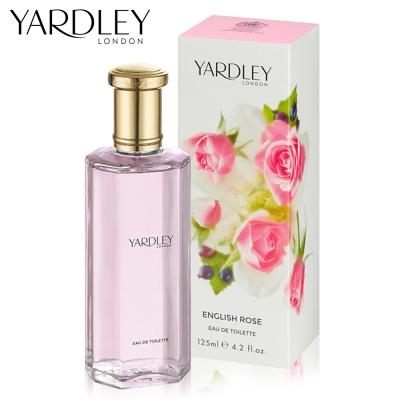 YARDLEY雅麗 英國玫瑰淡香水125ml