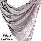 【ANGEL WOOLEN】印度手工法國蕾絲披肩圍巾(珍愛典藏))