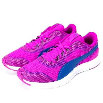 PUMA-女慢跑鞋36238305-紫