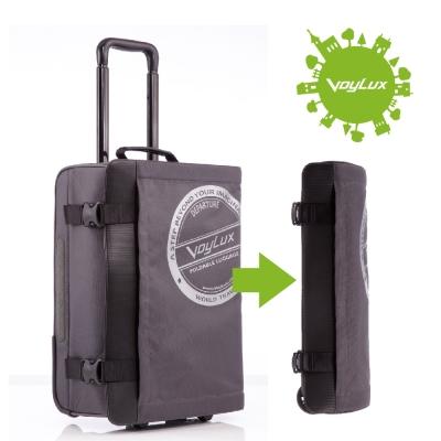 VoyLux 伯勒仕-活力玩家系列~25吋摺疊行李箱-灰VY66881-GY