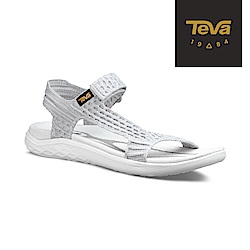 TEVA 美國 女 Terra-Float 2 Knit 輕量運動涼鞋 亮白