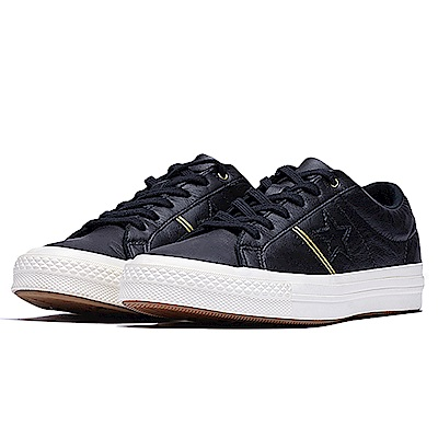 CONVERSE-女休閒鞋159701C-黑