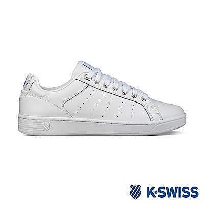 K-Swiss Clean Court CMF休閒運動鞋-女-白