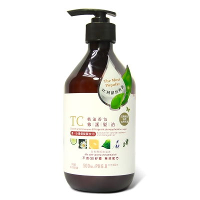 TC系列 精油香氛修護髮浴(500ml)