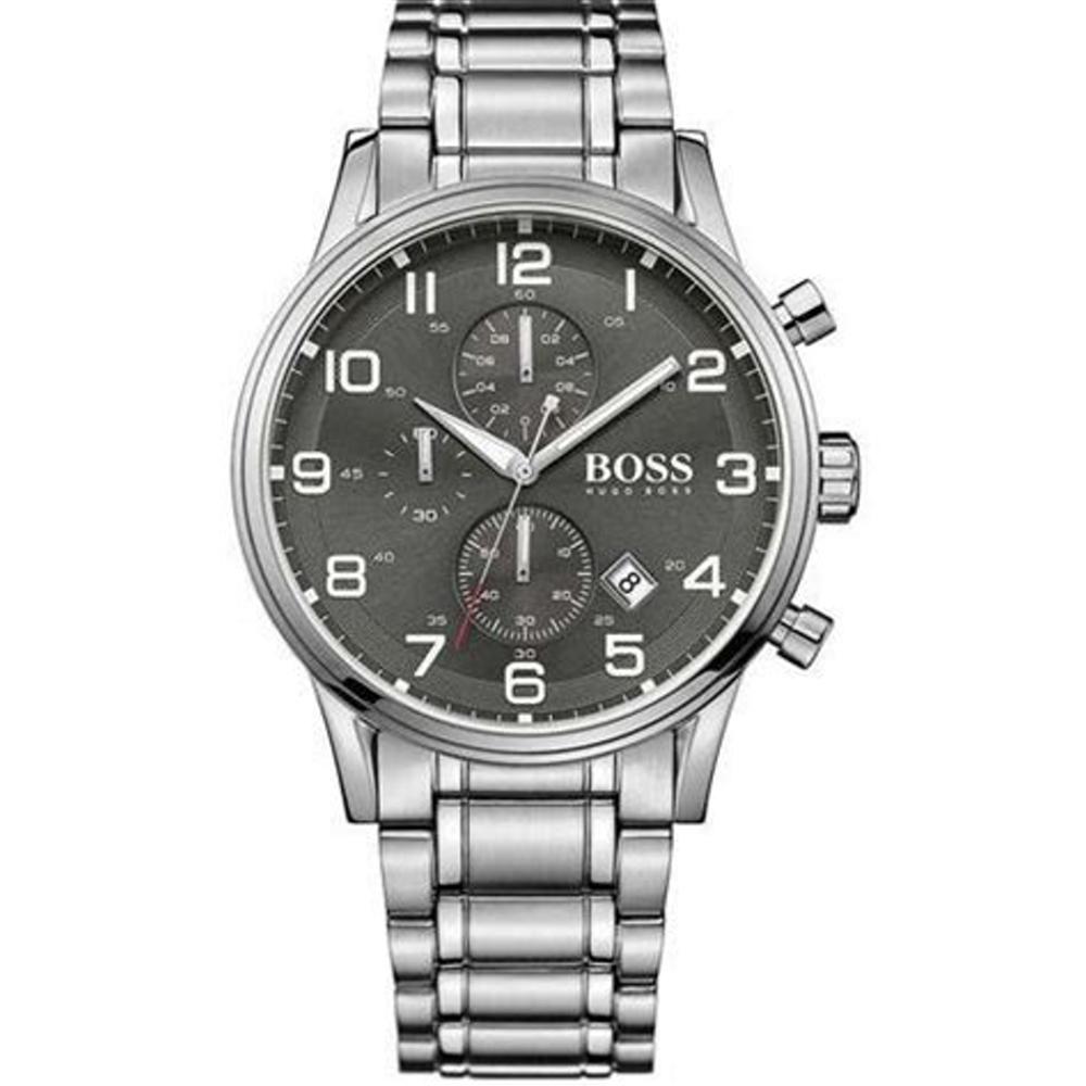 Hugo Boss Black流行時尚計時腕錶/1513181