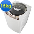 福利品 SAMPO聲寶 15KG 單槽3D立體水流洗衣機 ES-B15F(J)