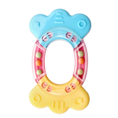 【BabyHouse】玉米環保糖果搖鈴玩具