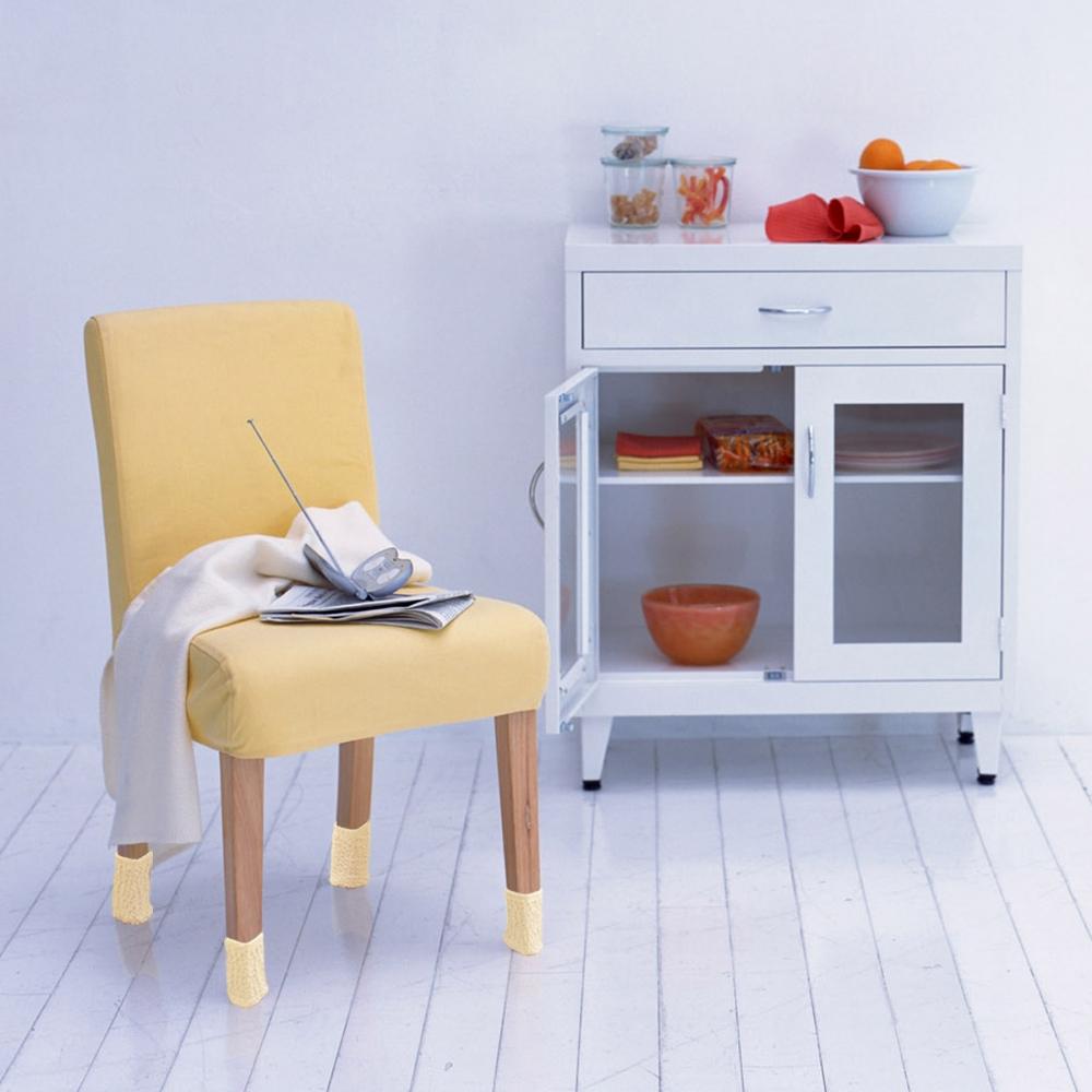 格藍傢飾-艾妮塔直立式椅腳套4入(八組)