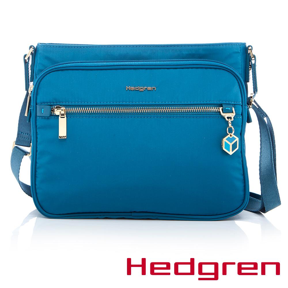 Hedgren-HCHM 魅力系列-側背包(海洋藍色)
