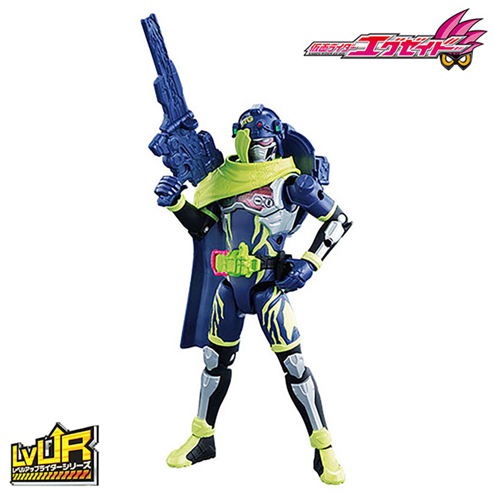 BANDAI 代理版 假面騎士EX-AID LVUR03 Snipe 射擊玩家 可動公仔