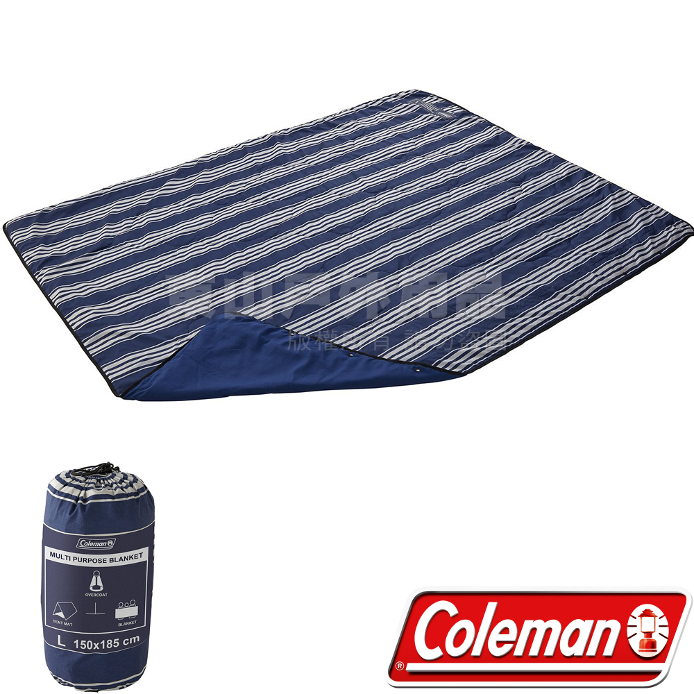 Coleman CM-30415 戶外多用途毛毯/L