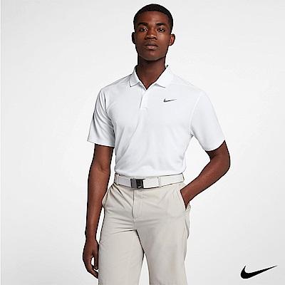 Nike Golf Polo 男 短袖翻領運動上衣 白 891858-100