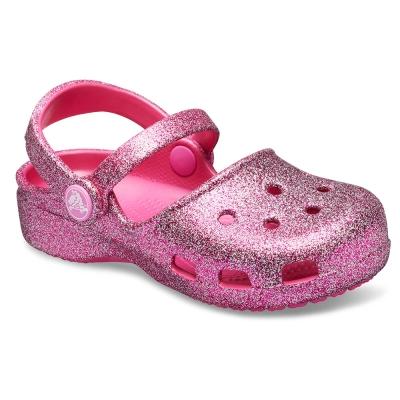 Crocs 卡駱馳(童鞋) 卡琳閃耀小克駱格 202884-90Q