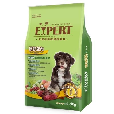 EXPERT 艾思柏 無穀關節強化配方 犬糧-原野鹿肉 6kg