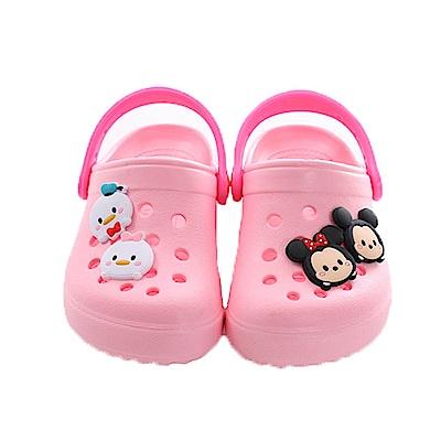 迪士尼TSUM水路輕便鞋 粉 sk0437 魔法Baby